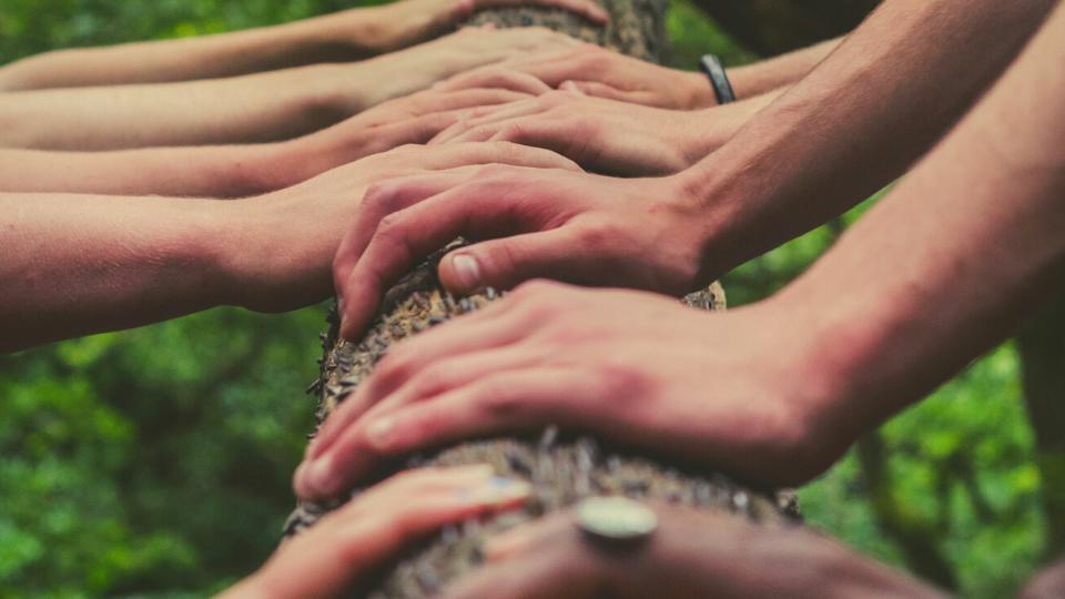 Durch Yoga mehr Mut und Vertrauen ins Leben